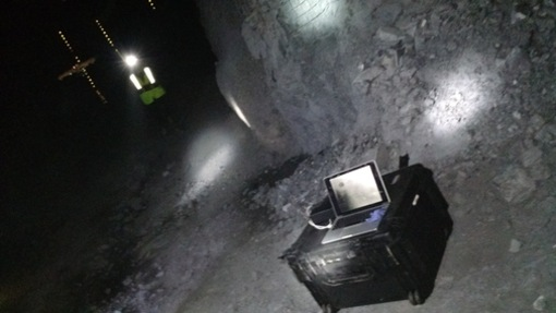 Developing search and rescue UAS for underground gold mine in Northern Nevada by Skyworks Aerial Systems