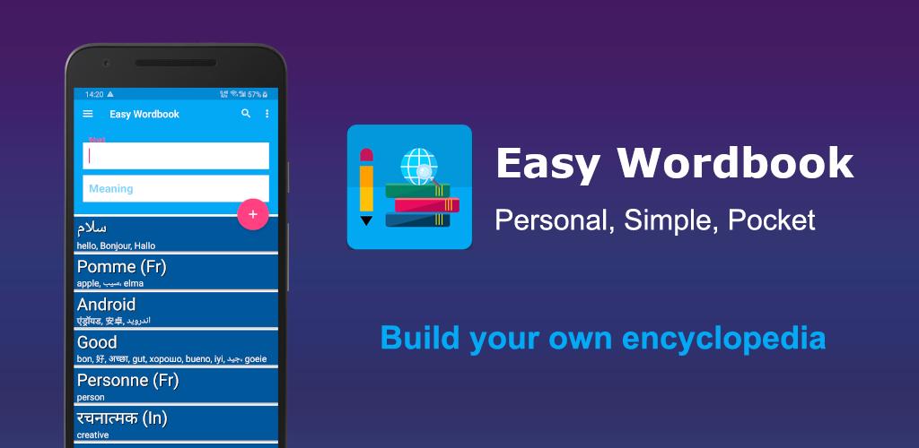 Easy Wordbook