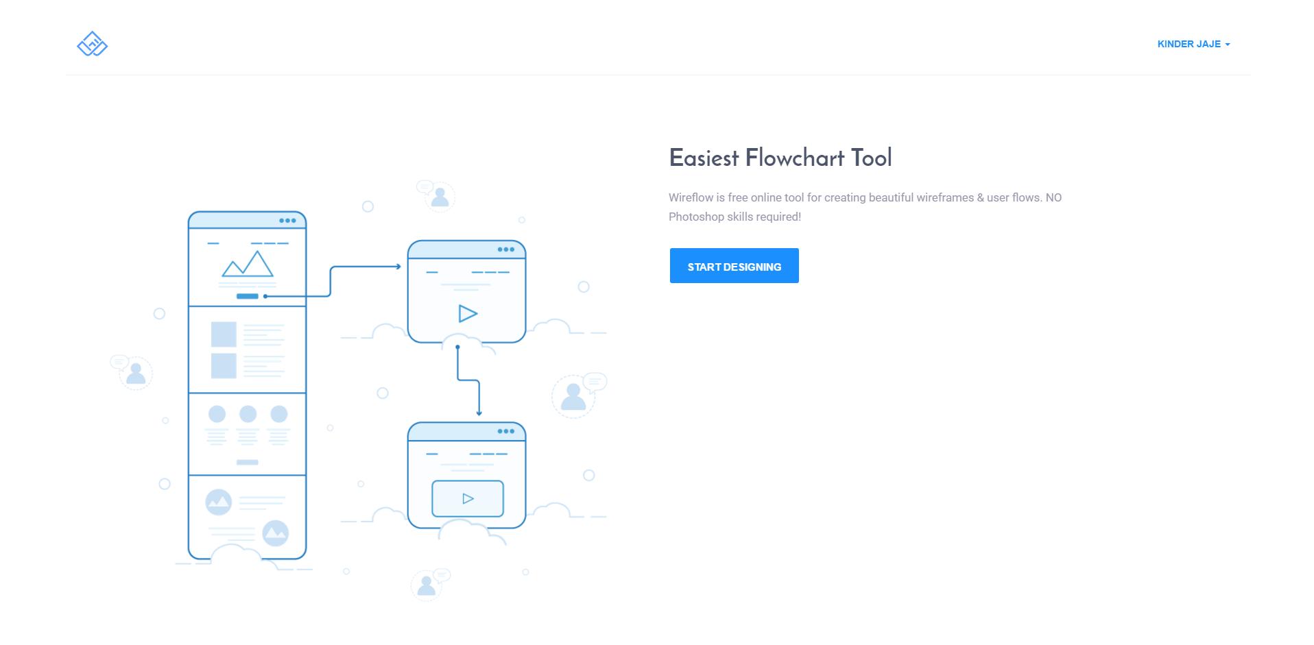 Wireflow Easiest Flowchart Tool Angellist