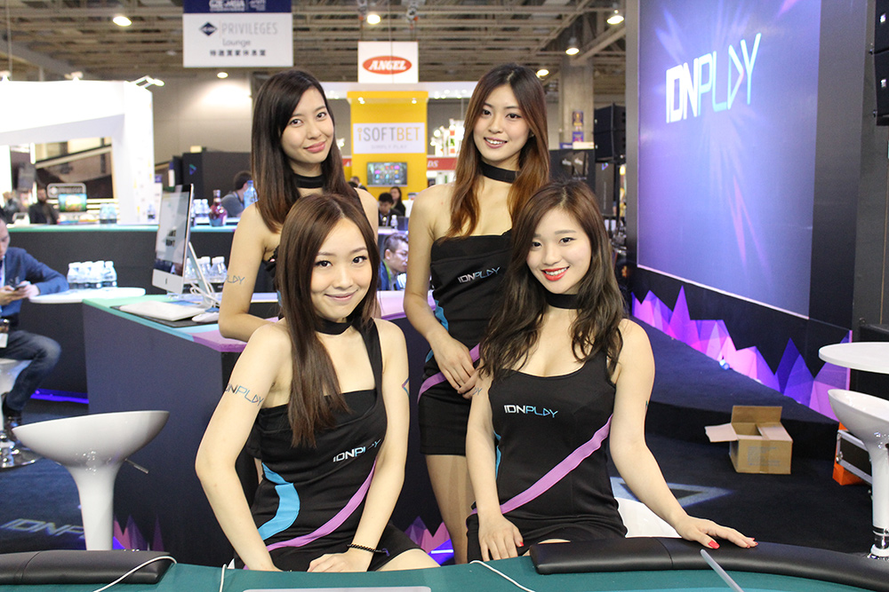 Image result for poker idn girls