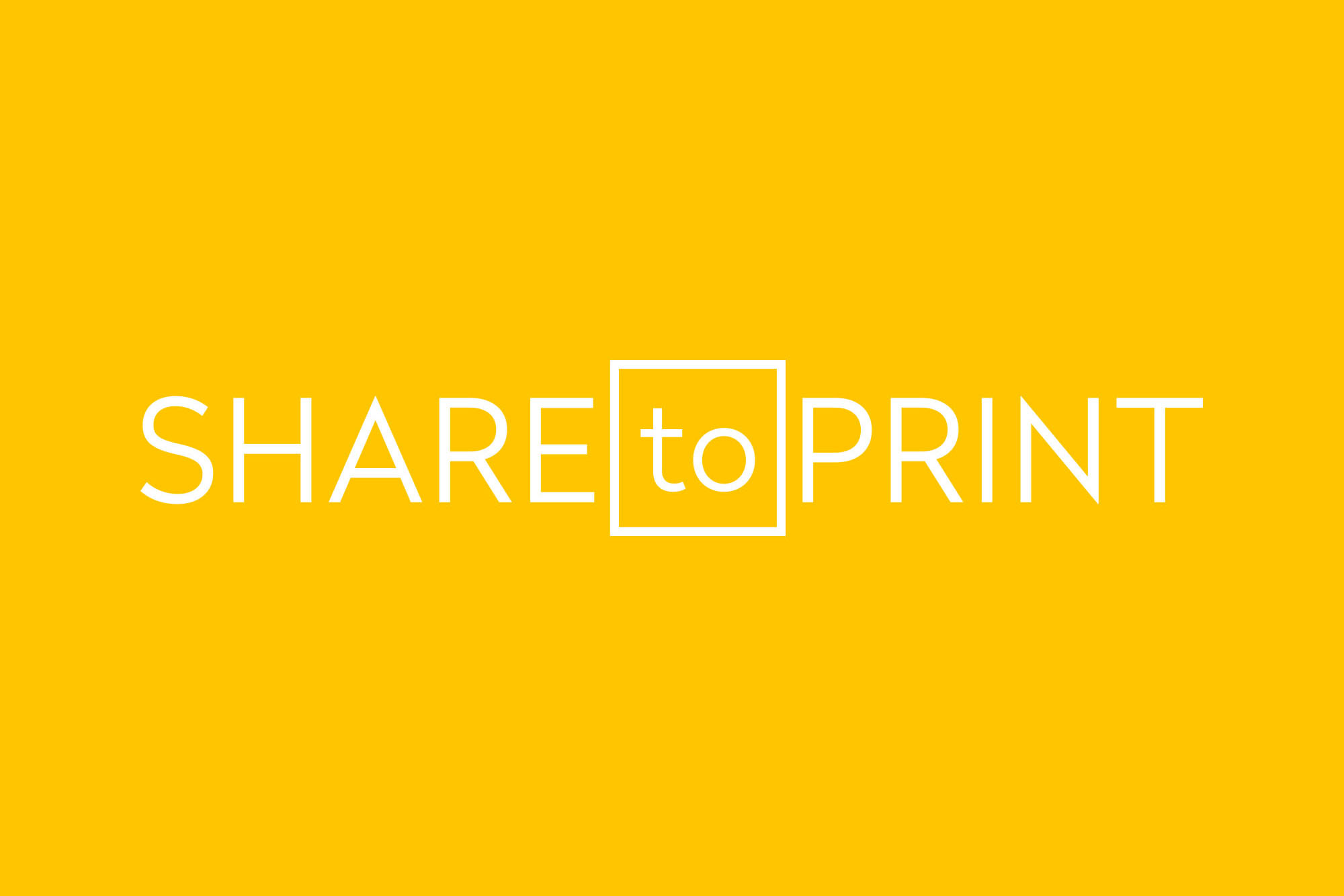 Share-to-Print™