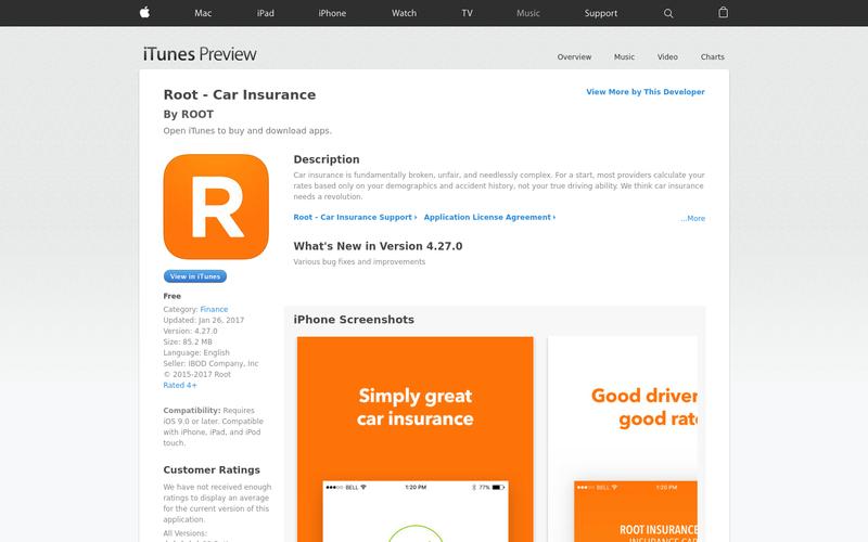 Root Mobile App   AngelList