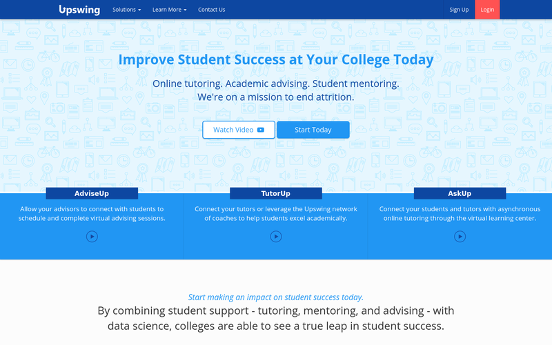 Increase Student Retention in College | Upswing