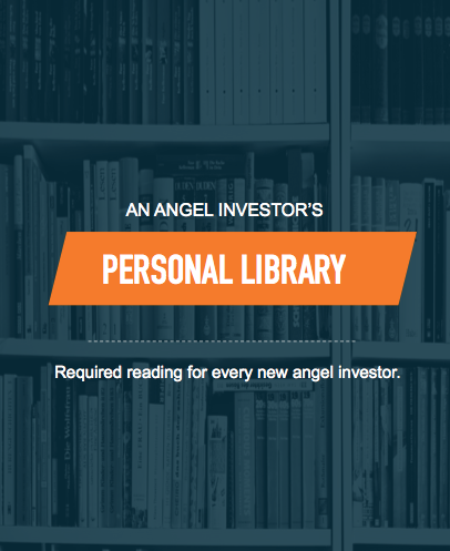 Lecturer on Angel Investing
