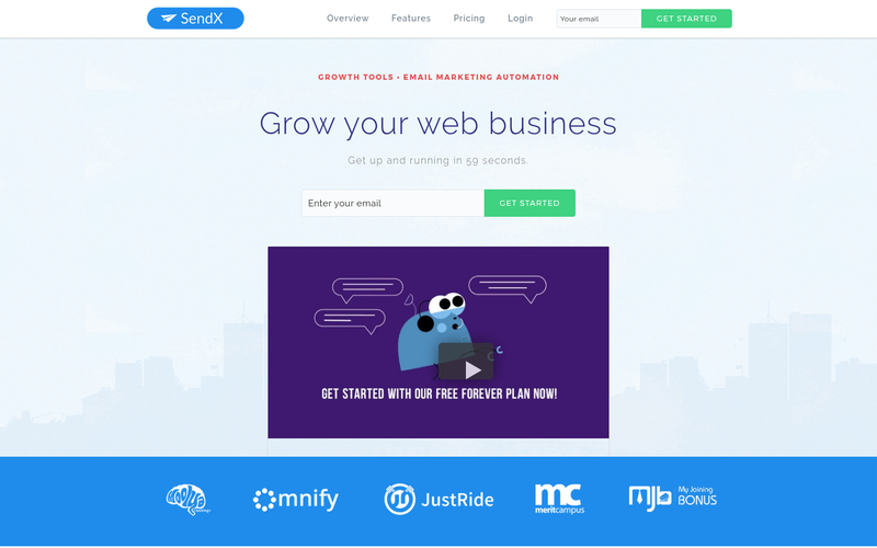 SendX ( Product Hunt Launch )