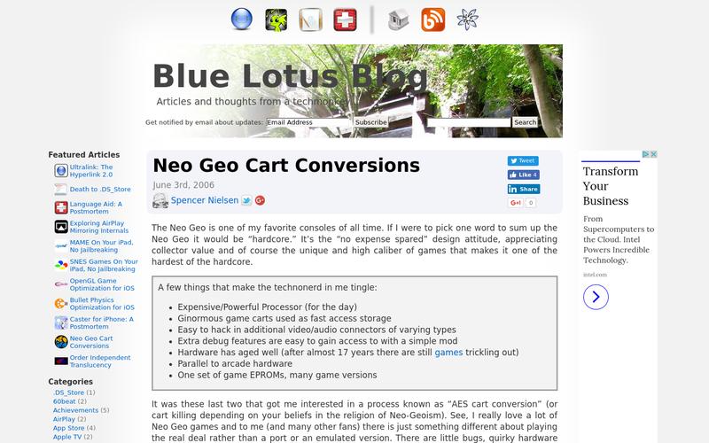 Neo Geo Cart Conversions   AngelList