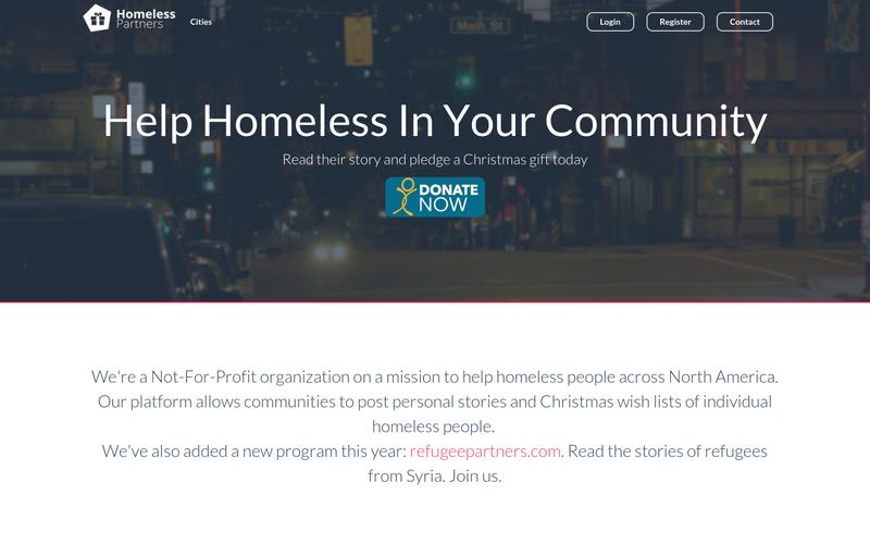 Homeless Partners
