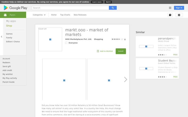 markt ooo - market of markets - Android Apps on Google Play