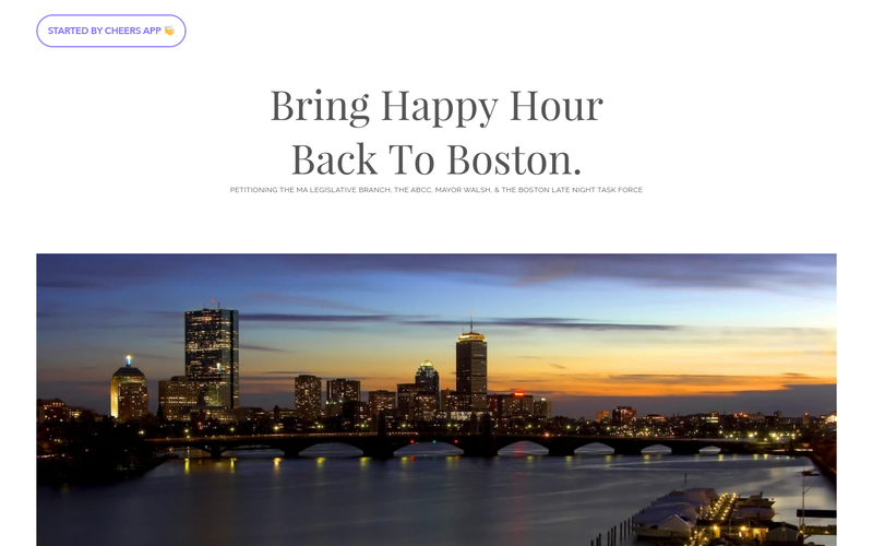 HappyHourBoston.com
