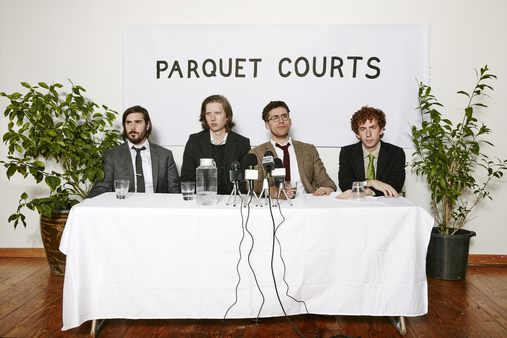 Interview with Parquet Courts