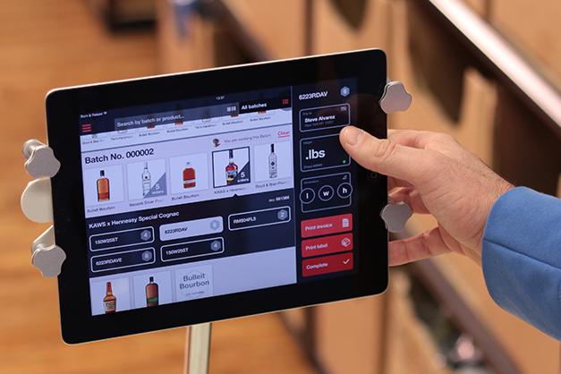 ShipHero Mobile Warehouse Management System