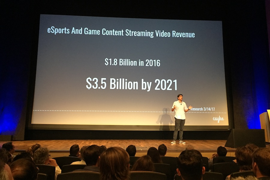 Esports Startup Cayke Wins Audience Vote at EvoNexus Demo Day | Xconomy