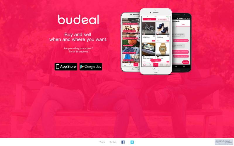 Buy And Sell Apps >> Budeal App Buy And Sell Used Stuff From Your Mobile Angellist
