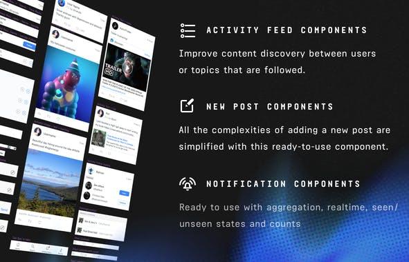 Activity Feed UI Kit React Native