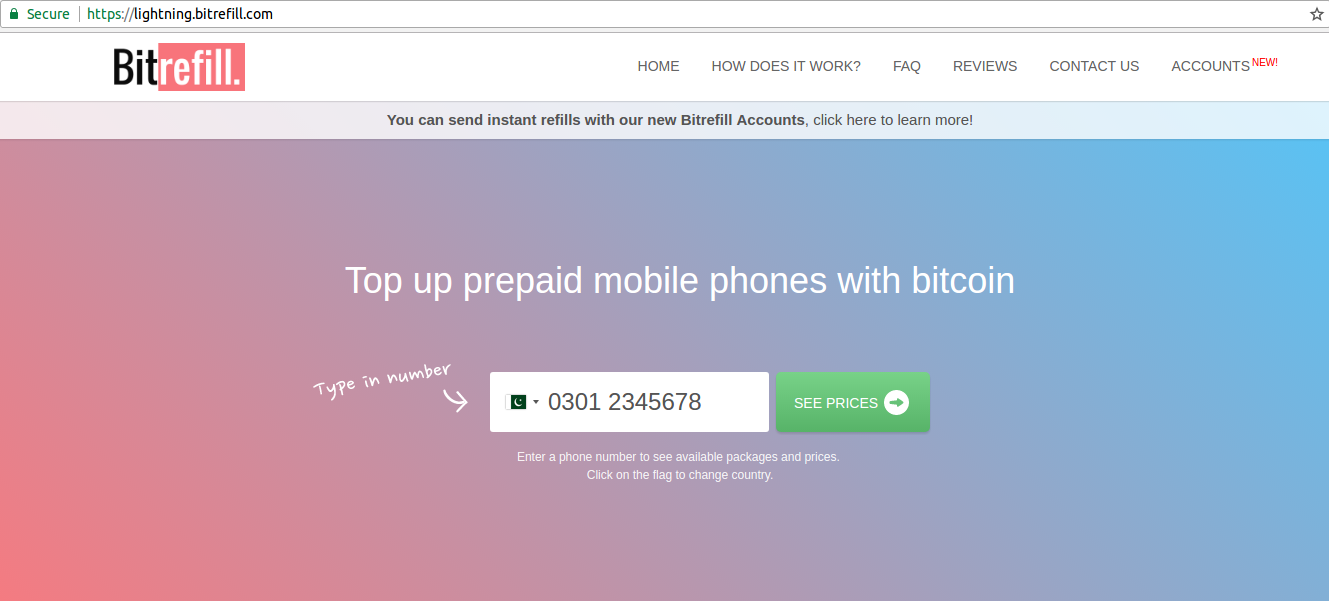 Lightning Payments on Testnet for Bitrefill - Bitrefill Blog