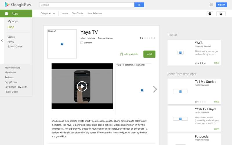 Yaya TV - Android Apps on Google Play | AngelList