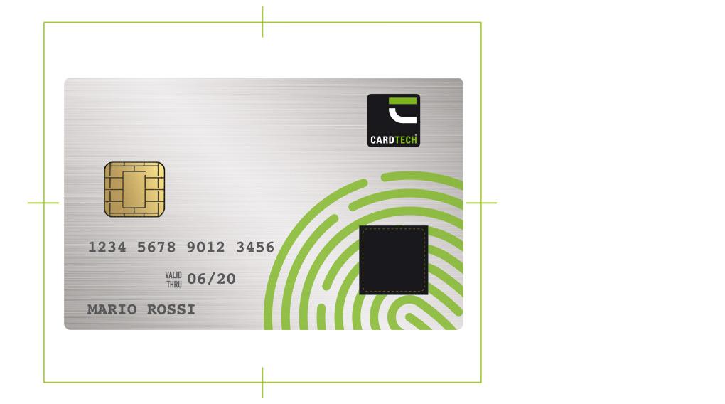 Biometric System-on-Card