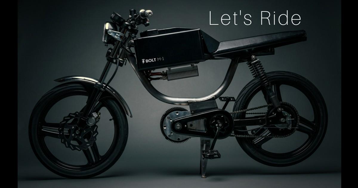 Bolt M-1 : The Ultimate Urban Transporter