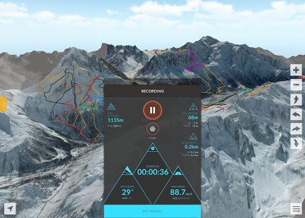 FATMAP Ski - 3D Ski Maps & GPS - Android Apps on Google Play
