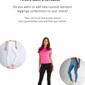 008fb68d93 Gym Clothes - Leading Gym Wear Wholesale Manufacturers and Gym ...