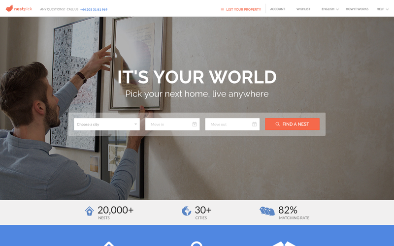 Discover and rent your next home entirely online - nestpick