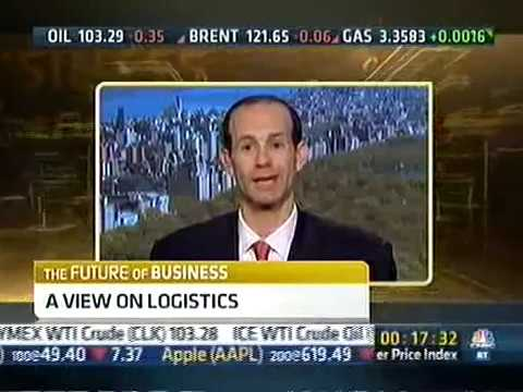 CNBC Interview with Benjamin Gordon: A View on Logistics