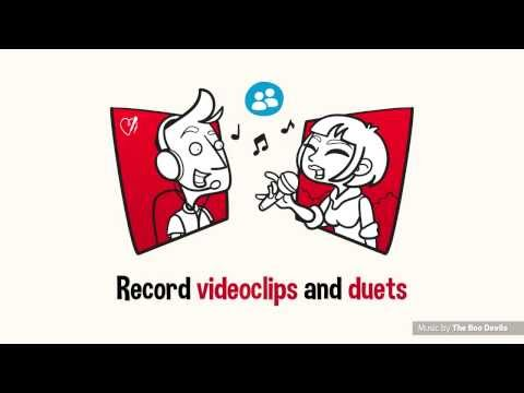 Red Karaoke Sing & Record - Android App | AngelList