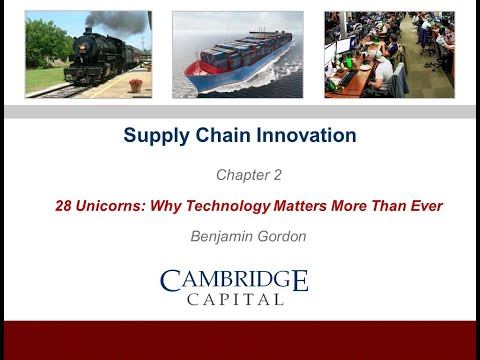 The Future of Logistics: Chapter Two