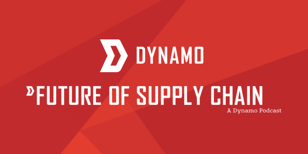 Benjamin Gordon Cambridge Capital Podcast with Dynamo Ventures on the Future of Supply Chain