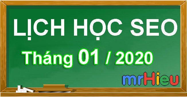 [Mr Hieu] Đào tạo seo giá rẻ, khóa học seo 1 kèm 1 tháng 01/2020