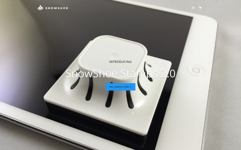 Pre-Order SnowShoe Stamps 2.0