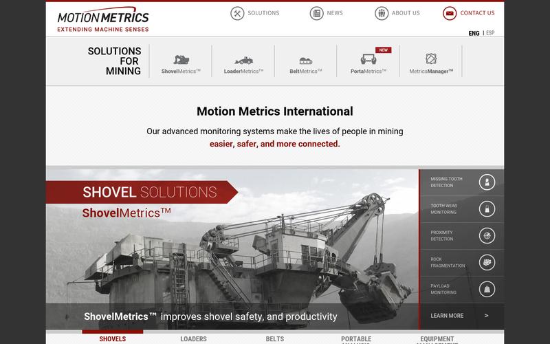 ShovelMetrics, LoaderMetrics, PortaMetrics, BeltMetrics, and MetricsManager