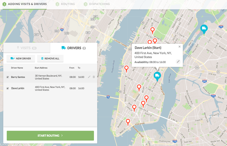 TechCrunch: Routific's Route Optimization Tools Help Local Businesses Offer On-Demand Delivery