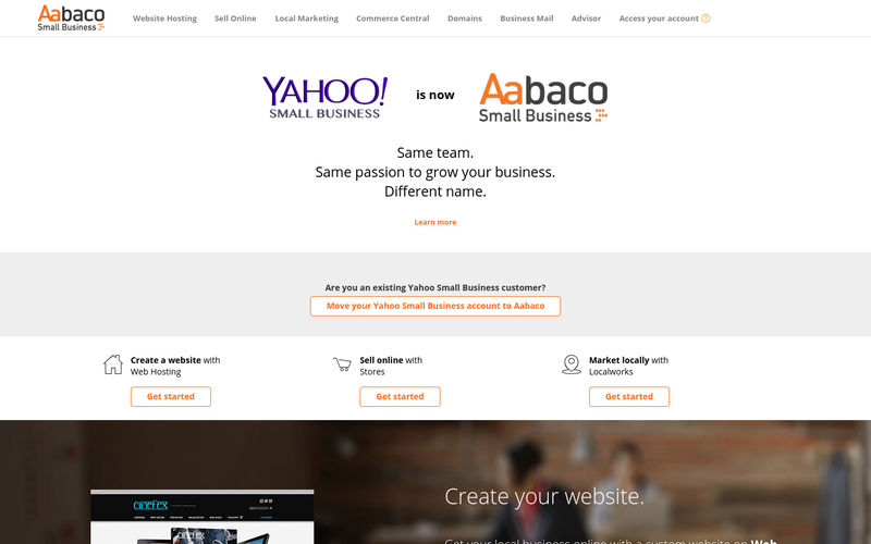 Yahoo editorial and directory angellist for Yahoo ecommerce templates
