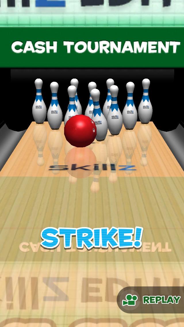 Strike Real Money Bowling Angellist