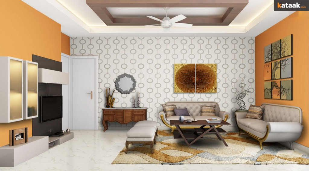 Plan your living room design with kataak