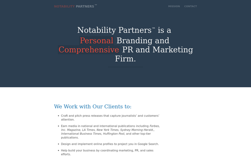 Notability Partners