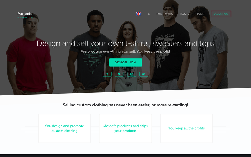 How to design clothes online and sell them