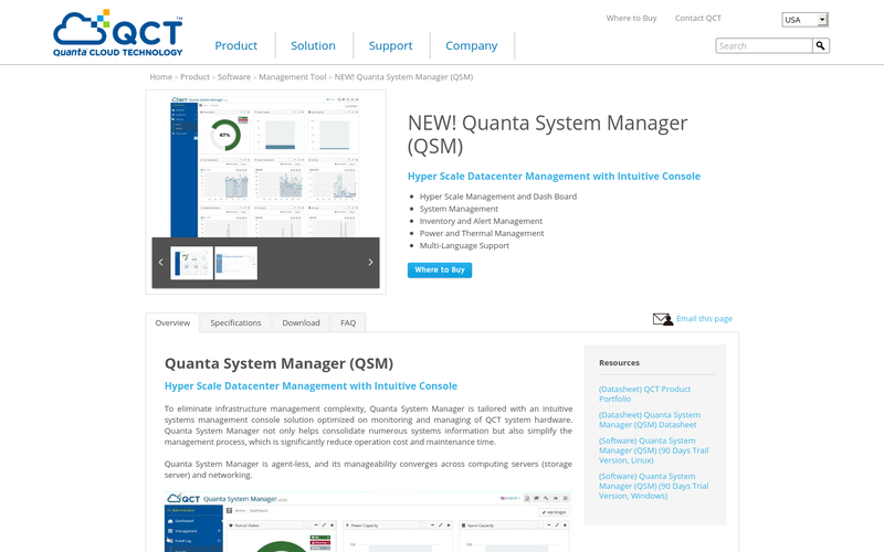 QCT System Manager | AngelList