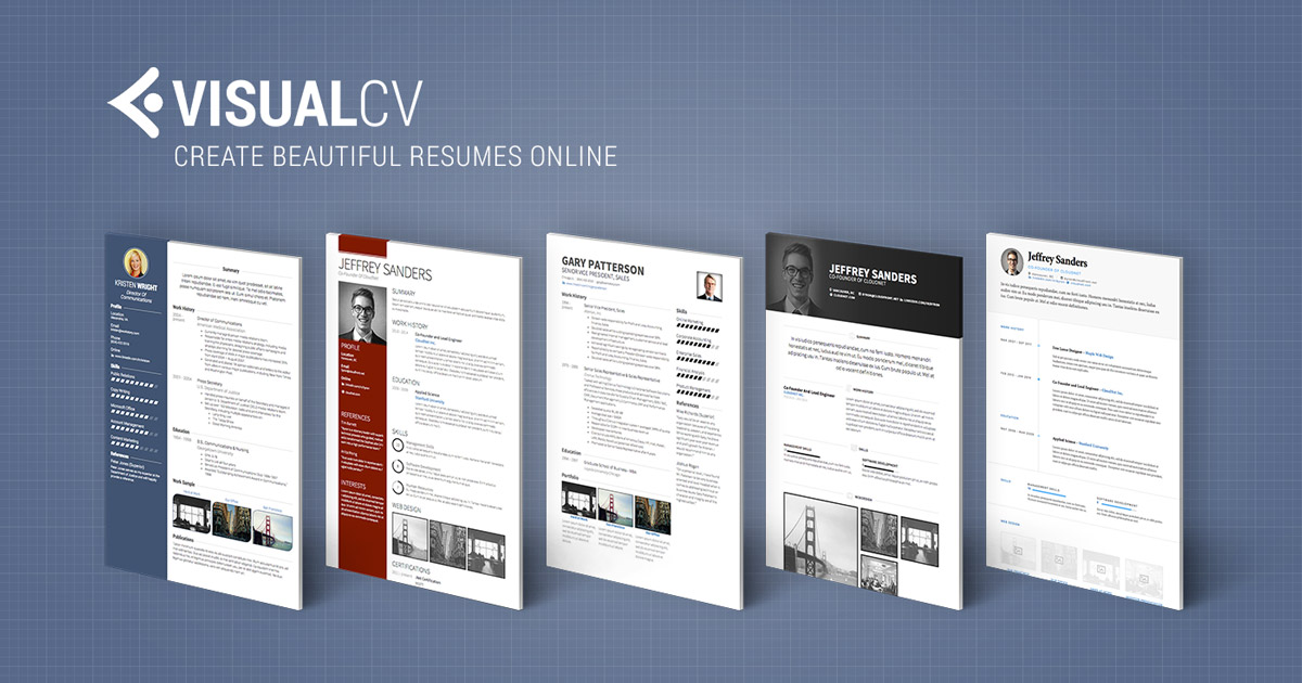 resume samples angellist