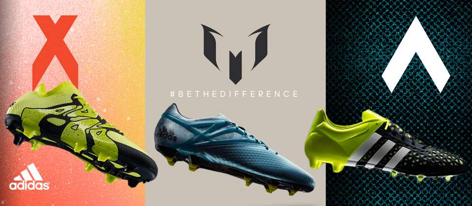 Adidas Ace, X and Messi Shoes online exclusive launch in Pakistan in collaboration with official