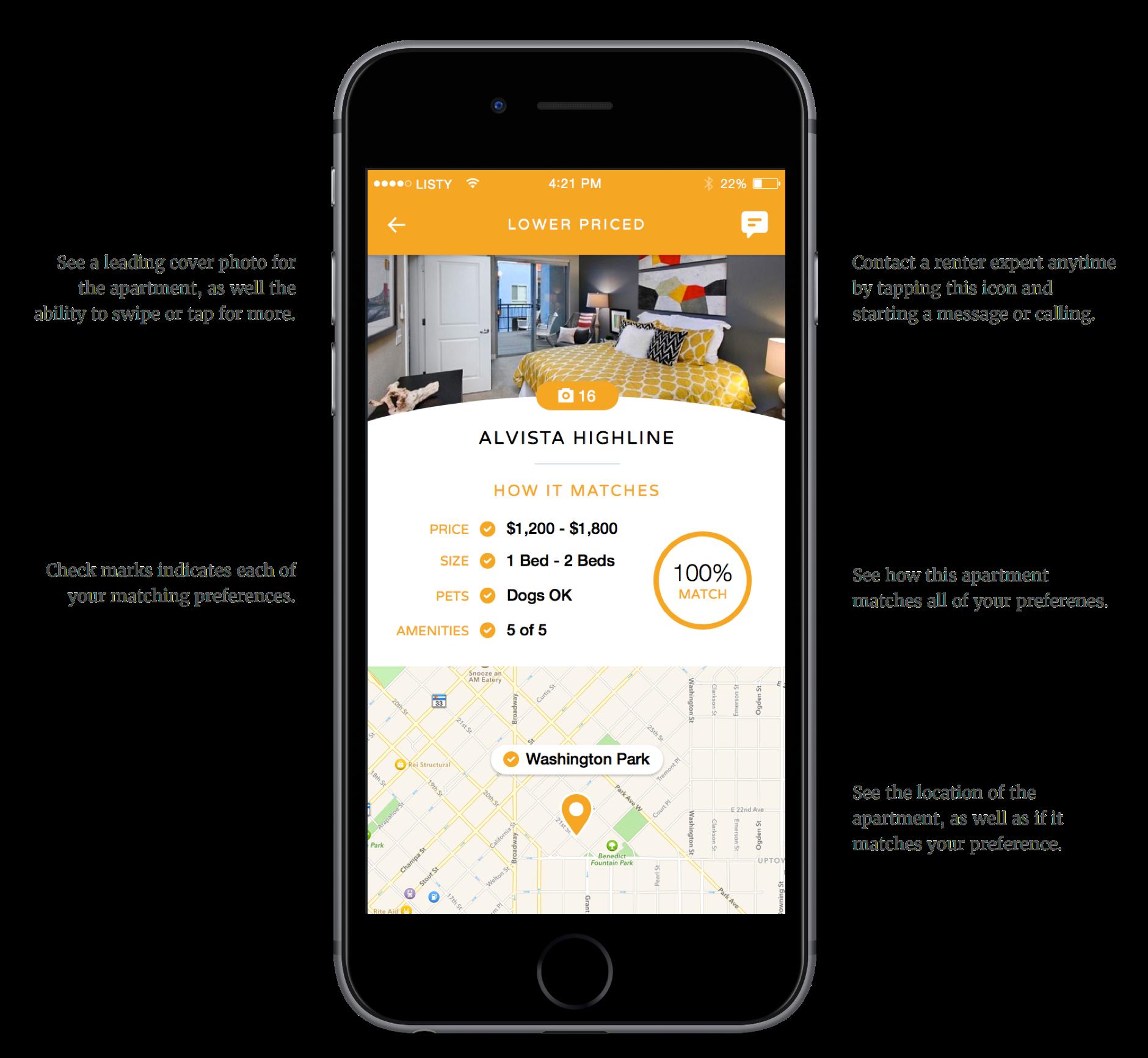 apartment list ios app - angellist