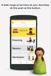 Timesaverz: Home Services - Android Apps on Google Play | AngelList