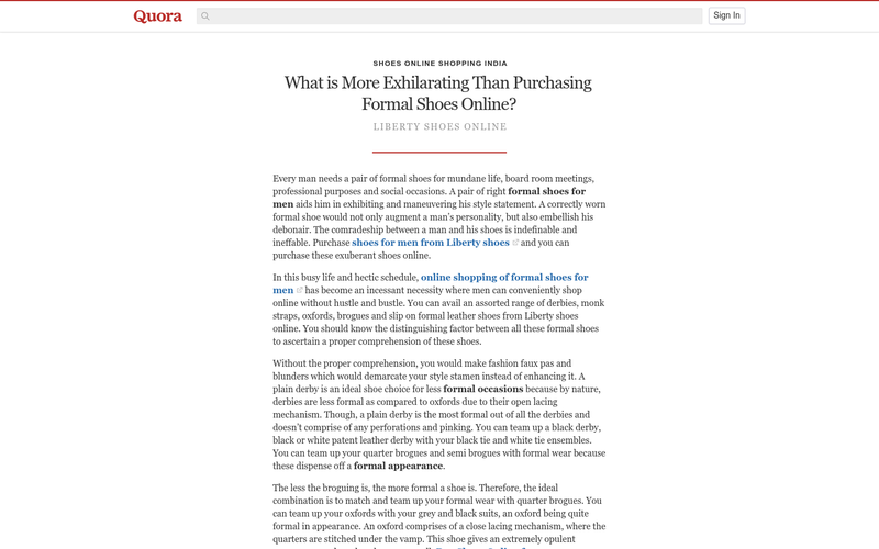 What is More Exhilarating Than Purchasing Forma    - Shoes Online