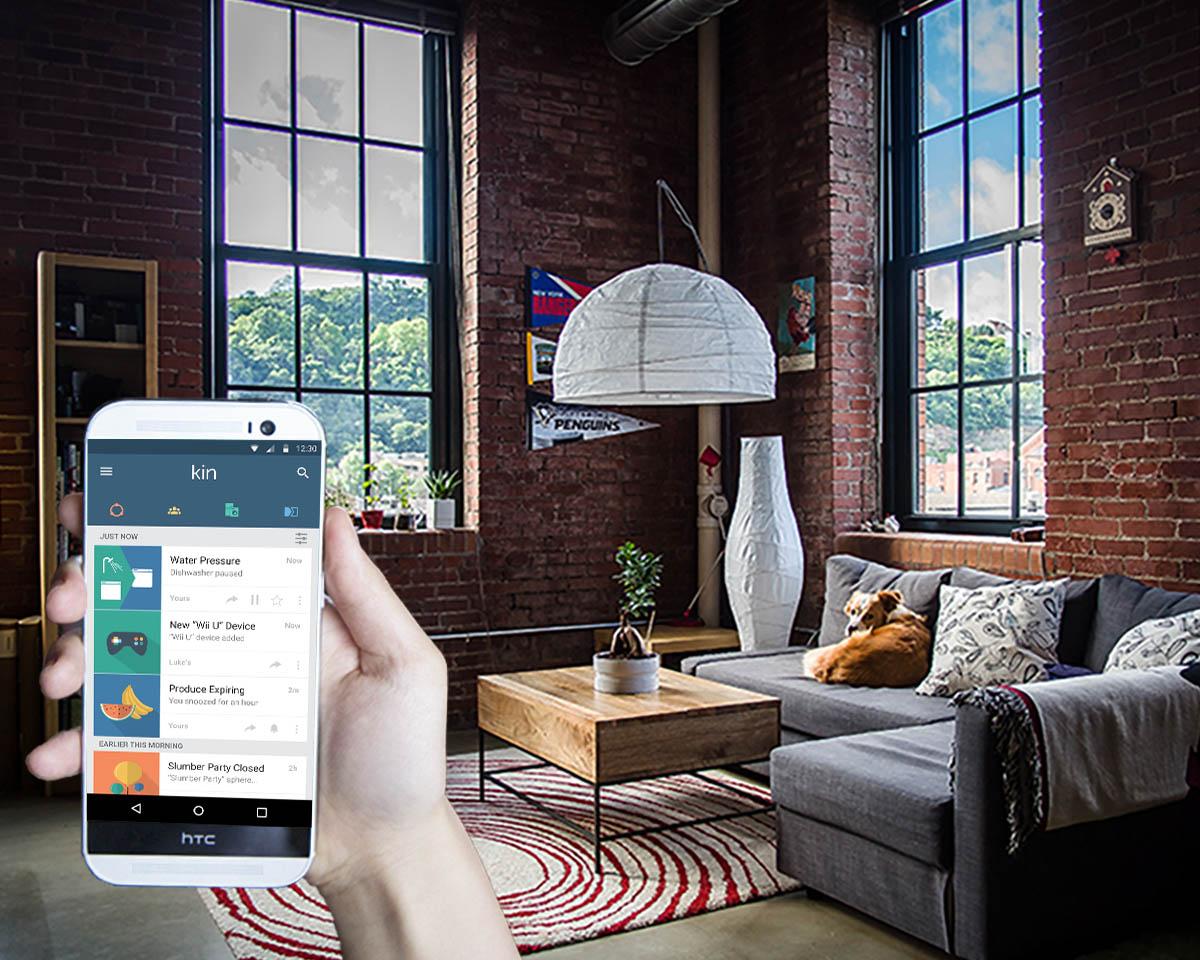 kin smart home system mobile app for bosch appliances angellist. Black Bedroom Furniture Sets. Home Design Ideas
