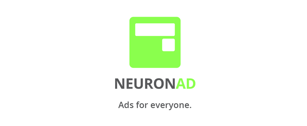 NeuronAD - Visible Ads for Everyone | We Fight for Publishers and Readers
