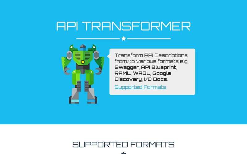 Convertron the api transformer angellist convertron the api transformer malvernweather Images