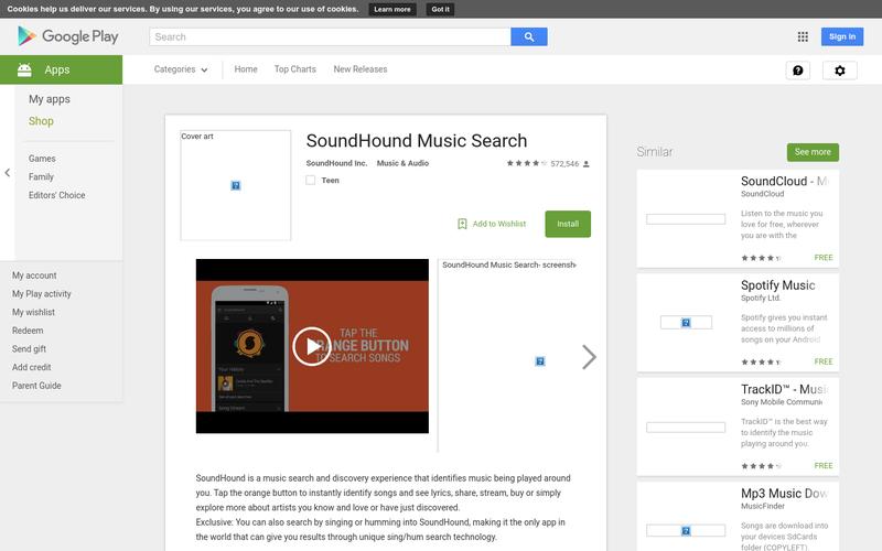 SoundHound Android - AngelList