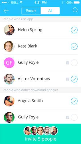 YouPick 2.0 App