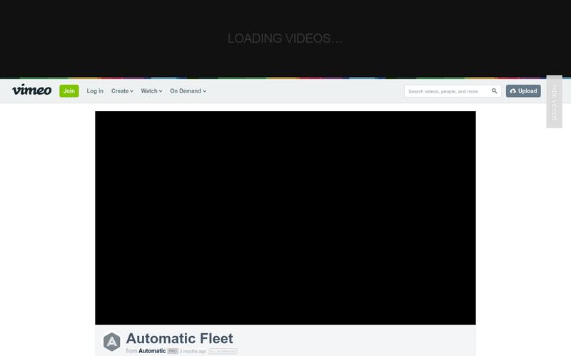 Automatic Fleet